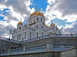 Revived Cathedral of Christ the Savior