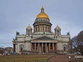 St. Isaac's Cathedral of St. Petersburg