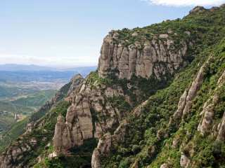 National Park of Catalonia. Montserrat