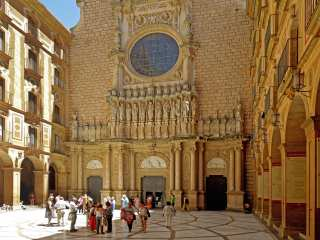 Basilica of the Virgin Mary of Montserrat
