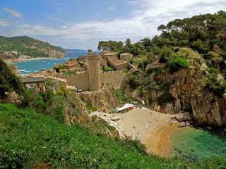 Place of Rest - Tossa de Mar