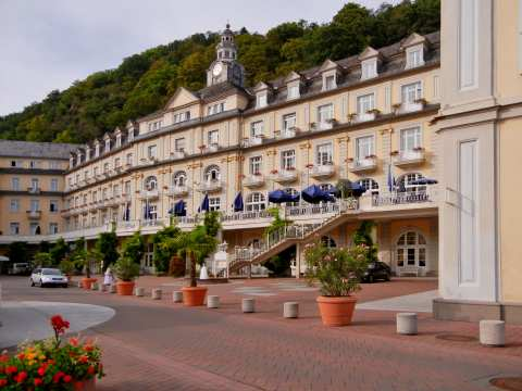 Germany. Bad Ems Haeckers Grandhotel