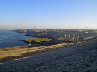 Aswan Hydropower Station