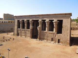 Esna. Temple of Khnum, Nate and Hake
