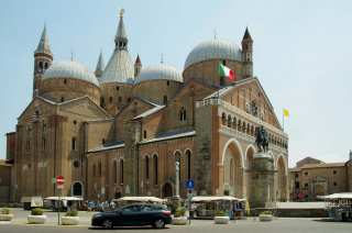 Padua. Basilica of St. Anthony