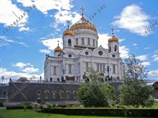 The reborn Cathedral of Christ the Savior
