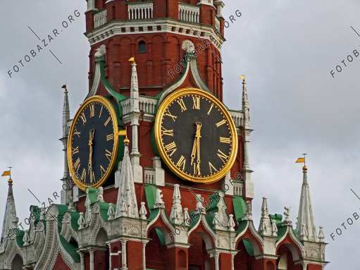 Chimes of the Spasskaya Tower