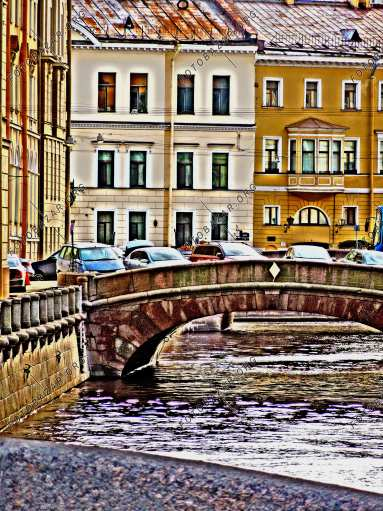 St. Petersburg. Channels