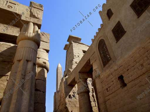Historic Buildings of Luxor Temple