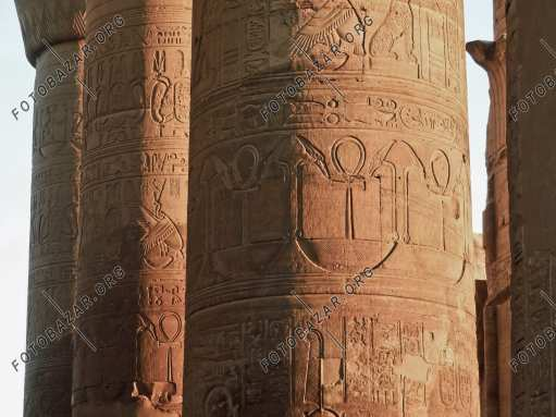 Clones with images of Kom Ombo Temple